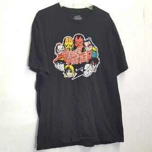 Tokidoki x Street Fighter T shirt Large
